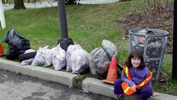 Stash the Trash 2013