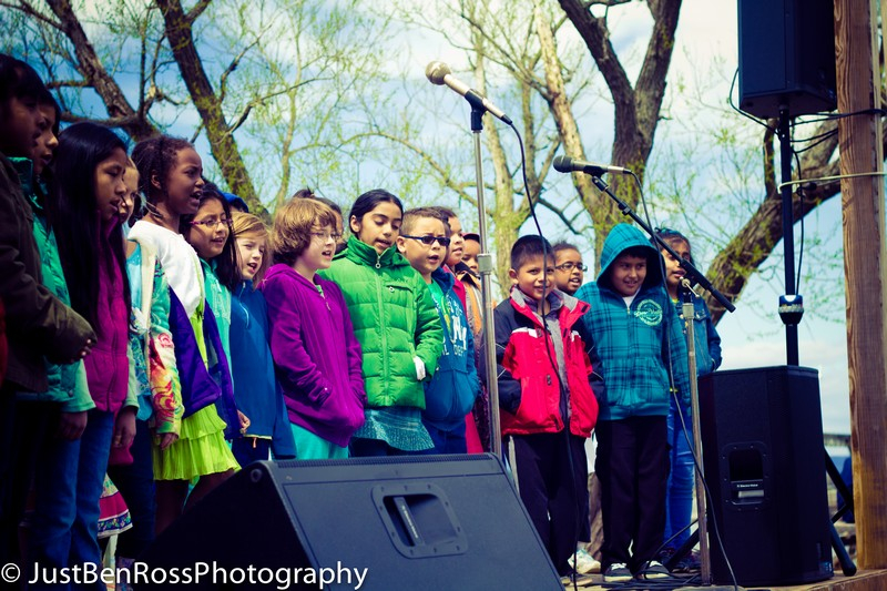 Ossining Earth Day 2013
