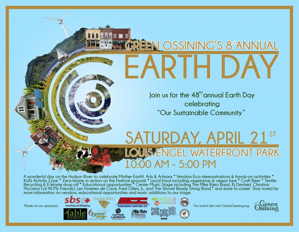 2020 Green Ossining Earth Day Festival Sadly Cancelled ...